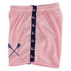 Pink Whale Girls Lacrosse Shorts - Adult | Lacrosse Unlimited