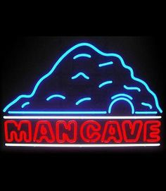 Our Man Cave Neon Sign leaves no doubt about the purpose of whatever room it hangs in. Crafted from multi-colored hand-blown neon tubing, it beckons your guests to hang out for poker night, for your fantasy draft, or to watch the big game.  Dad will love this present for Father's Day!