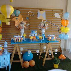 #cataventos #festabalao  #festapipa  #festamenino  #amodecorar  #biafestaseevento