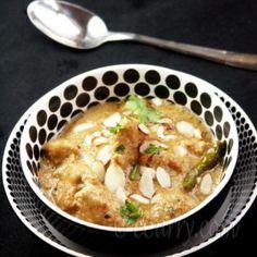 Chicken Murgh-Korma