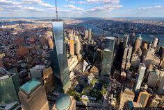 Gelio (Степанов Слава) - Нью-Йорк с высоты | New York from above