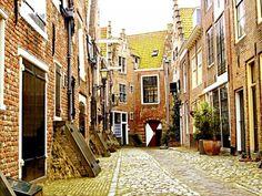 favorite street - Middelburg , Zeeland , The Netherlands