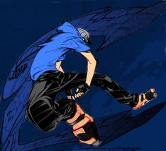 air gear KAZUMA by_titaniaerza by titaniaerza.deviantart.com on @deviantART