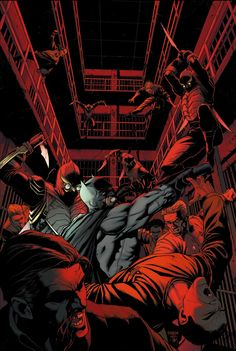 #Batman by Greg Capullo. #Night of the owls, perfect storyline, perfect #heroes…