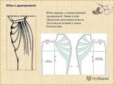 выкройка юбки с драпировками по бокам: 10 тыс изображений найдено в Яндекс.Картинках