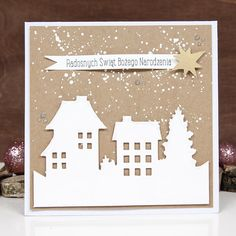 Christmas Mood, Christmas Cards, Christmas Decorations, Pop Up Cards, Illustrations And Posters, Stampin Up, Scrapbook, Pedicure, Frame
