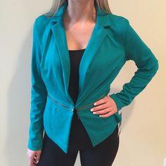 NWT Mossimo jacket Brand new! Gold hardware Mossimo Supply Co Jackets & Coats Blazers