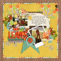 Autumn Woodland Bundle by Jady Day Studio | Gimme Layers Vol. 68 by Cluster Queen Creations | DJB Fangirl