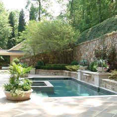 """24 Likes, 2 Comments - Land Plus Associates (@landplusassociates) on Instagram: """"#landplus #pools #pool #landscapearchitecture"""""""