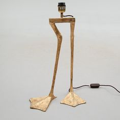 "BORDSLAMPA, gjutgods, ""Duck Feet Lamp"", modell VLB20, Porta Romana, 2000-tal."