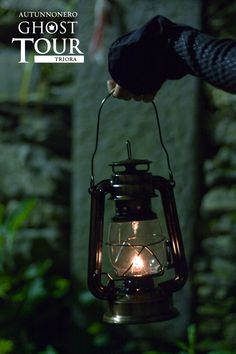 "Autunnonero Ghost Tour Triora promotional image, ""The storyteller"""