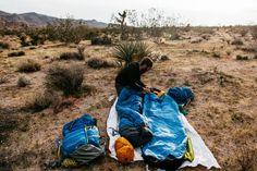 A Gear Geek's Guide To Ultralight Backpacking