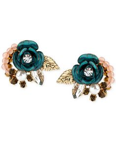 http://www1.macys.com/shop/product/betsey-johnson-gold-tone-patina-flower-cluster-stud-earrings?ID=1570446