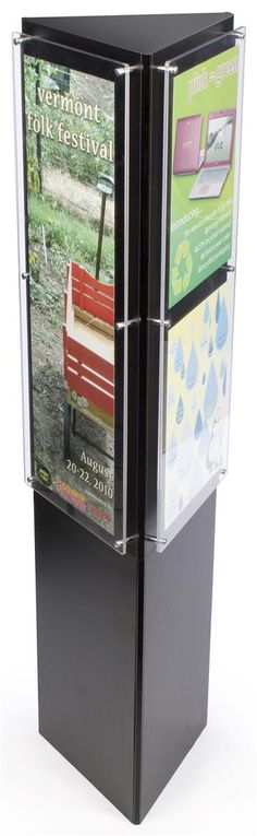 Portable Exhibition Display Boards : Images about displays on pinterest portable