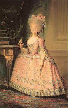 INFANTA CARLOTA JOAQUINA DE BORBÓN by the lost gallery, via Flickr