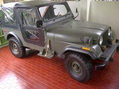 Jeep cj7 military