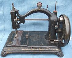 Baach & Klie. Elsa: Serial No. 77875. The Elsa was first produced around 1876 and was still being made in 1912.