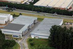 Locação galpão industrial CCRE Jandira