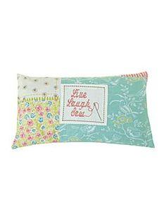Wilma Spring cushion £24