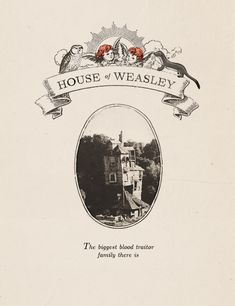 House of Weasley