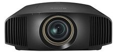 Shop Sony VPL SXRD Projector with High Dynamic Range Black at Best Buy. Find low everyday prices and buy online for delivery or in-store pick-up. Projector Reviews, Best Projector, Home Cinema Projector, Home Theater Projectors, Home Theater Setup, Home Theater Seating, Android Image, 8k Tv, Home Theaters