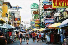 Khao San Road Guide on www.travelmira.com