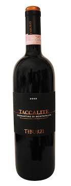 taccalite  - sagrantino di montefalco -