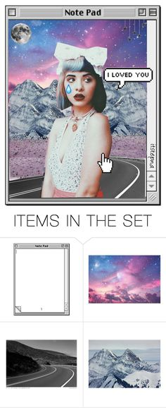 """""""cry baby ❅"""" by itstepna ❤ liked on Polyvore featuring art, artset and Melani"""