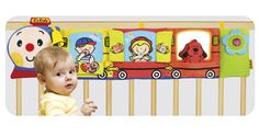 Parents' Support Center | K's Kids - a series of toys specially developed for babies and toddlers
