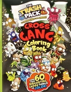 TRASH PACK COLORING BOOK by Parragon Books, http://www.amazon.com/dp/1445494361/ref=cm_sw_r_pi_dp_0Qm9pb03SDXP4