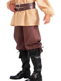 Medieval Brown Knickers