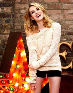 Emma Roberts - Sugar Magazine