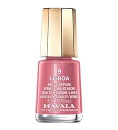 Mavala Mini Color Nail Polish – Lisboa   Natural Beauty Brands