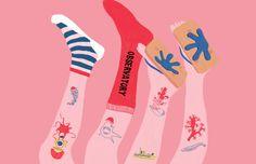 MILK BOX SOUS LES MERS ! | MilK - Le magazine de mode enfant Avec dedans les tatouages que j'ai dessiné pour @tattoofab Milk Magazine, Milk Box, Special Gifts, Illustration, Instagram Posts, Happy, Life, Under The Sea, Tattoos