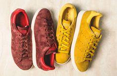 "adidas Originals Stan Smith ""Suede Pack"""
