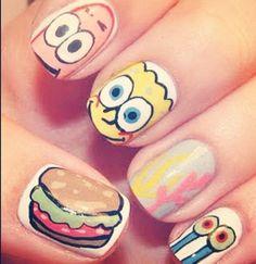 Spongebob @Tracy Lynn