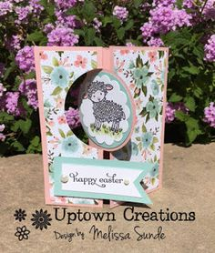 Cards to share! Easter and Birthday cards! I Card, Stampin Up, Birthday Cards, Card Making, Easter, Frame, Creative, Happy, Projects