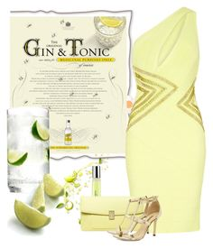 """World Gin Day"" by molly2222 ❤ liked on Polyvore featuring Atelier Cologne, Dorothy Perkins and Dee Keller"