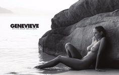 網址 Web Address. 吉纳维夫·莫顿 全裸寫真 Genevieve Morton Nude Photoshoot 17p