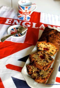 Cake anglais aux fruits confits pour un Tea Time réussi / Candied fruit English cake for a successful Tea Time