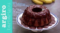 Δείτε τη συνταγή! Greek Recipes, Waffles, Biscuits, Muffins, Pudding, Cupcakes, Banana, Cookies, Breakfast