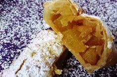 Apfeltaschen Apfeltaschen… man kennt sie vom Bäcker aber habt ihr sie auch schon selbst gemacht??? Ich zeige euch, wie ihr