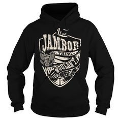 Its a JAMBOR Thing (Eagle) - Last Name, Surname T-Shirt