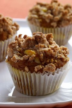 This pumpkin muffin recipe incorporates cream cheese, cinnamon, brown sugar, nutmeg and pumpkin puree to create the ultimate fall recipe. Whether you're eating this pumpkin recipe as a brunch recipe alongside a pumpkin spice latte or eating them as a dessert recipe paired with vanilla ice cream, it's a great choice for a pumpkin muffin recipe.#pumpkinrecipe #pumpkinspice #pumpkinmuffins #muffinrecipes #brunchrecipes #breakfastrecipes #fallrecipes