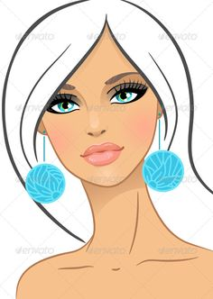 Girl in Fashion Style  #GraphicRiver         Beautiful girl in fashion style on white background. Vector illustration Zip file contains: – eps8 (editable vector file, layered), PSD (isolated object) and JPG RGB, NO transparency, contains simple gradients.     Created: 30April13 GraphicsFilesIncluded: PhotoshopPSD #JPGImage #VectorEPS Layered: Yes MinimumAdobeCSVersion: CS Tags: art #attractive #beautiful #beauty #cosmetic #design #elegance #face #fashion #female #girl #glamour #graphic #hair…