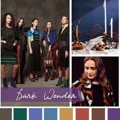 F/W women's trends: dark wonder Leotard Fashion, Fashion Forecasting, Future Fashion, Royal Fashion, Active Wear For Women, Fashion Pictures, Color Trends, Fashion Outfits, Fashion Trends
