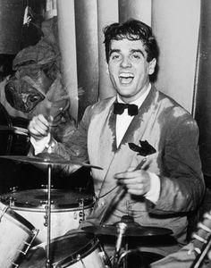 Gene Krupa, jazz and Big Band drummer/actor/composer was born today in He passed in 1973 Steve Gadd, Sheila E, Jazz Artists, Jazz Musicians, Phil Collins, Gretsch Drums, Vintage Drums, Cool Jazz, Drummer Boy