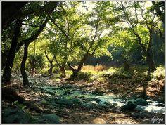 Fonias torrent, Samothraki Greek Beauty, Country Roads
