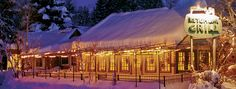 The Ketchum Grill in Sun Valley, Idaho