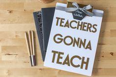 Back to School DIY for Teachers | Cricut